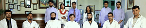 Team of best dentists in Lahore